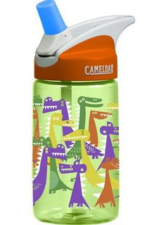 36fc988b9d Camelbak Camelbak Eddy Kids .4l - Dino Party #GiftsforKids Best Water Bottle,  Bpa