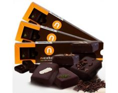 Vegan Organic Dark Chocolate Truffles