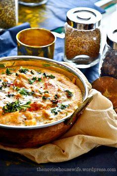Shahi paneer: Royal cheese masala