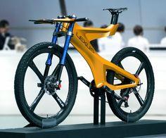 Rocketumblr | mooiefietsennicebikes: Lexus concept mtb