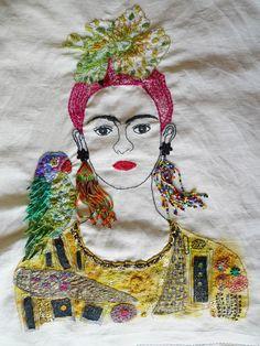 D oknommeaw - juego: Frida Kahlo.