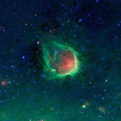 RCW 120★輝線星雲