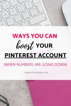 For most of us online business owners, Pinterest is the start of our sales funnel. We post pins that link to our website, which is one of the best ways to drive large amounts of traffic. But sometimes Pinterest can seem broken, so I'm giving you tips on how to fix it. #PinterestTips #PinterestForBusiness Social Media Marketing Platforms, Business Marketing Strategies, Business Tips, Online Business, Sales Techniques, Sales Tips, Pinterest For Business, Virtual Assistant, Pinterest Account
