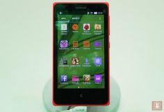 Avistado un Nokia X con Nova Launcher en MWC http://www.xatakamovil.com/p/55782