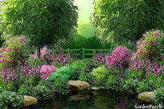 W ogrodzie - GardenPuzzle - online garden planning tool