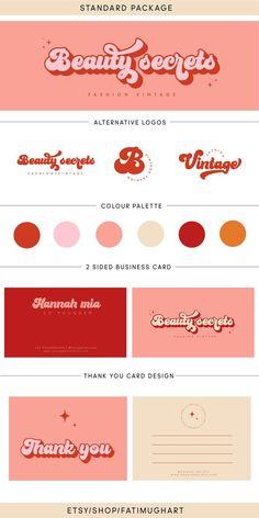 Premade logo Modern Boho Logo Photography logo Signature | Etsy Handwritten Logo, Calligraphy Logo, Lettering, Typography Fonts, Business Logo, Business Card Design, Business Cards, Custom Logo Design, Custom Logos