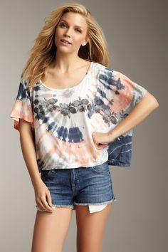 TEXTILE Elizabeth and James Encino Tee by Elizabeth and James on @HauteLook