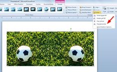How to Mirror an Image in PowerPoint 2010