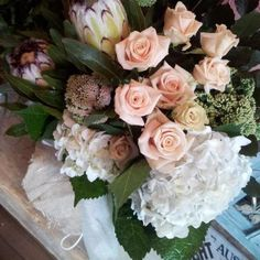 Wedding Flowers by Dusty Miller Designs
