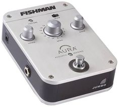 Fishman Aura Imaging Pedal - Orchestra