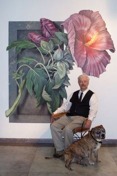Our Latest Artist to join the Turtle Tour.  The late Tom Steigerwald: Fine Arts