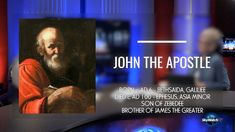 John was the youngest of the apostles, the last one to die, and the only one we know of who wasn't martyred for his faith. We summarize what we know about Jo. Sons Of Zebedee, End Times Prophecy, Jesus Return, Bible News, Explain Why, Believe, Faith, Author, Youtube