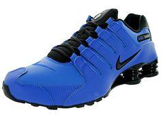 Nike Men's Shox NZ Hyper Cobalt/Black/Mtllc Slvr Running Shoe 8 Men US Nike http://www.amazon.com/dp/B00278ZONG/ref=cm_sw_r_pi_dp_06kTub1N21GGY