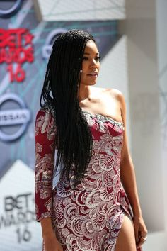 Pin for Later: 14 of the Best Pictures From This Year's BET Awards  Pictured: Gabrielle Union