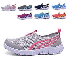 new style 642cc 231d8 Chaussures de Sport Unisexes Chaussures de Filet Confortables Respiratoires  Athlétiques à l Extérieures