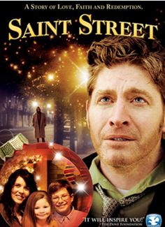 """""""Saint Street"""" is a classic American Christmas tale for the entire family stream it instantly on #IAMflix!"""