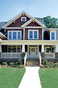 Holly Springs - Home Plans and House Plans by Frank Betz Associates 2338sqf