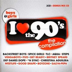 Tu Web Musical: VA - I Love The 90s The Compilation [Boys And Girl...