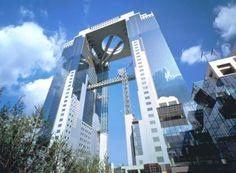 Osaka : Umeda Sky Building   Guide Japon.fr