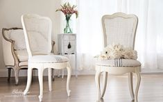 A Thing For French Chairs...Redeux | Shabbyfufu