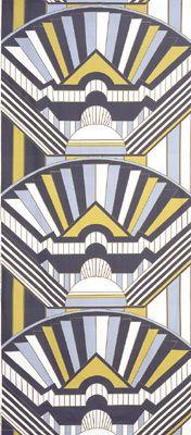 'Arcade' - screen print, Janet Taylor
