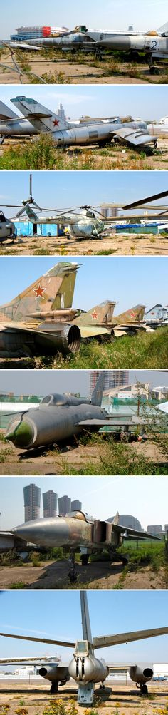 Abandoned Aircraft: 8 Plane Graveyards From Around the World