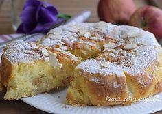 Torta di mele La piu' Alta e Soffice del MONDO senza burro e senza farla sgonfiare!