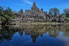 Siem Reap, Cambodia : アンコール・トム (Angkor Thom)