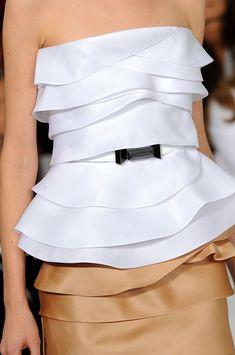 Gianfranco Ferré at Milan Fashion Week Spring 2009 - Livingly