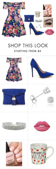 """""""Mother's Day lunch with my mom (Happy Mothers Day!)"""" by clairebear89 ❤ liked on Polyvore featuring New Look, Urban Expressions, Amanda Rose Collection and Lime Crime"""