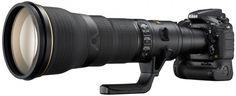 Nikon Big Gun