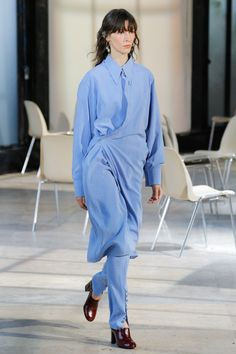 Lemaire Spring 2018 Ready-to-Wear  Fashion Show Collection