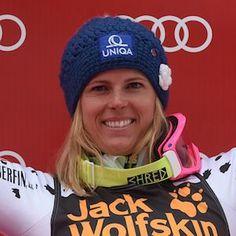 ZUZULOVÁ Veronika, winner of Female Slalom in Zagreb 2017