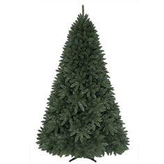 Non-Lit Artificial Christmas Tree | Aspen Spruce Ready-To-Light Artificial Christmas Tree - American Sale