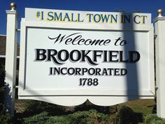 #1 Small Town In Connecticut!