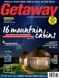 Ever wanted to get so far away that nobody can find you? We scoured the country for these gorgeous mountain cabins that guarantee ultimate solitude, serenity and sublime beauty. Plus, they're all near great hiking trails too. Stuff To Do, Things To Do, Good Things, Rugby Time, Peri Peri Sauce, Best Sleeping Bag, Cool Magazine, Magazine Covers, Holiday Wishes