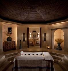 Madinat Jumeirah Resort, Dubai - Talise Spa -Treatment Room