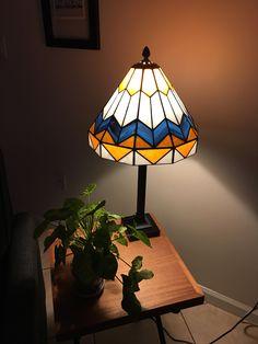 Decagon Lamp shade