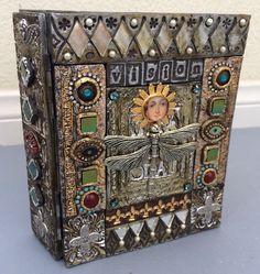 Laurie Mika-tin box