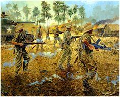 Meiktila 1945. La batalla por la liberacion de Burma