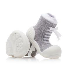 Attipas - Sneaker Shoes - Grey d8b1717090