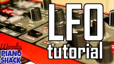 LFO tutorial   Nord Lead A1 demo & review [05]