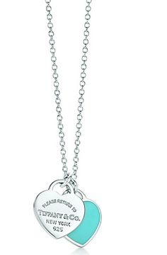 Tiffany necklace from my bffl every girls best friend tiffany necklace that my beau bought me for my bday aloadofball Choice Image
