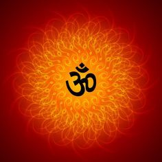 "Om, Aum, Ohm is a holy meditation symbol of Hinduism, Buddhism, and Jainism with a profusion of esoteric and exoteric meanings. Om means ""the eternal"". Zen Meditation, Sanskrit, Op Art, Hindu Symbole, Om Mantra, Kundalini, Gayatri Mantra, Shiva Wallpaper, Spiritual Wallpaper"