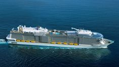 Content Crew Member Tawanna Browne Smith tells us all about Royal Caribbean's makeover for its Quantum class and one of its ships, Anthem of the Seas.