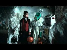 "SO FUNNY!!!! Happy October Eve!! ▶ SNICKERS® - ""Horseless Headsman"" TV Spot - YouTube"