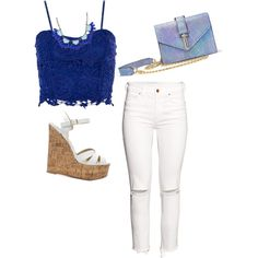Different idea by vasy92 on Polyvore featuring polyvore, moda, style, H&M and Charlotte Russe