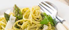 Spaghetti Met Witte En Groene Asperges recept | Smulweb.nl