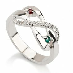 1000 images about promise rings with stones on