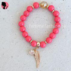Náramok Salmone Angel  http://femmefashion.sk/naramky/2440-naramok-salmone-angel.html